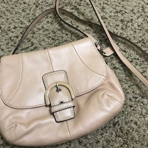 Coach crossbody purse - small